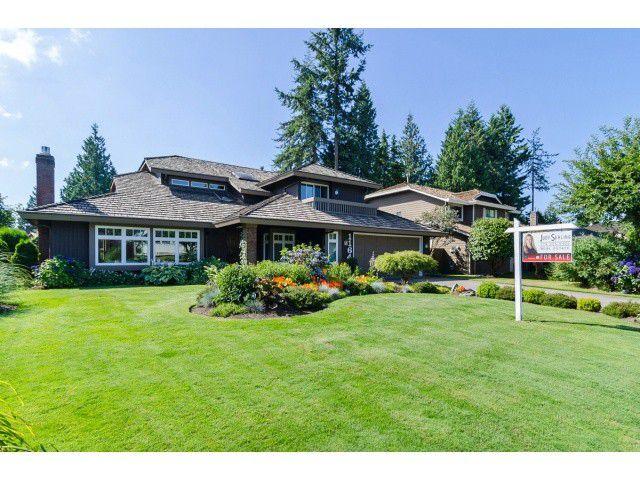 """Main Photo: 11648 HYLAND Drive in Delta: Sunshine Hills Woods House for sale in """"SUNSHINE HILLS"""" (N. Delta)  : MLS®# F1417122"""