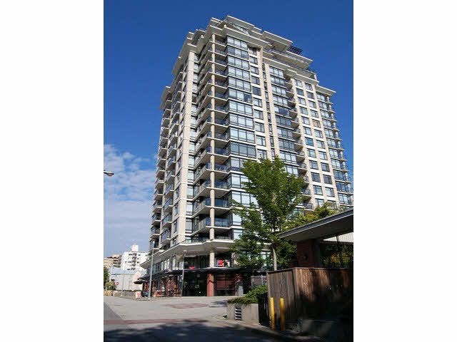 """Main Photo: 1601 610 VICTORIA Street in New Westminster: Downtown NW Condo for sale in """"THE POINT"""" : MLS®# V1081668"""
