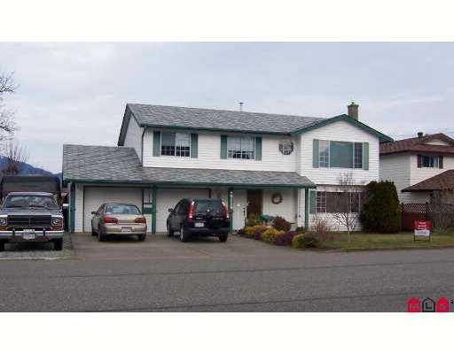 Main Photo: 45119 STEVENSON Road in Sardis: Sardis West Vedder Rd House for sale : MLS®# H2700387