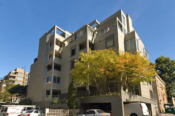 Main Photo: 501 1220 BARCLAY STREET in : West End VW Condo for sale : MLS®# V666576