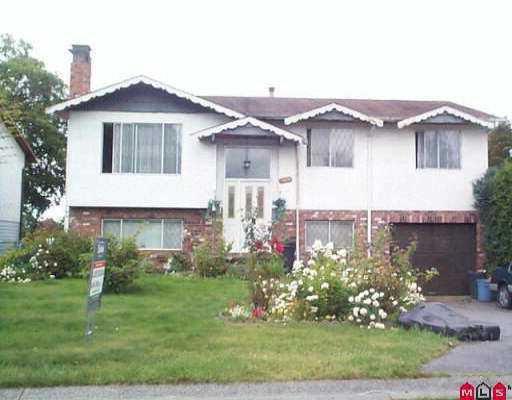 Main Photo: 11630 87A AV in Delta: Annieville House for sale (N. Delta)  : MLS®# F2513546