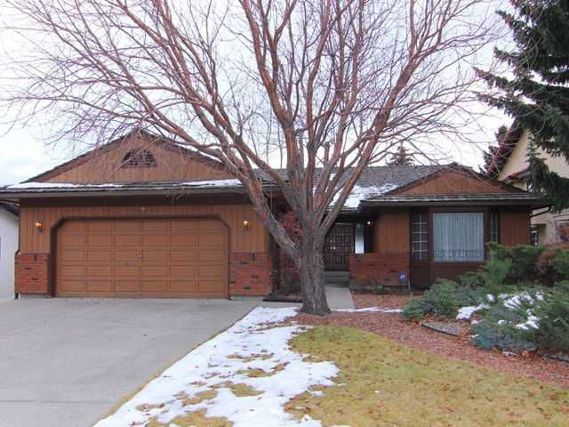Main Photo: 27 COACH GATE Way SW in CALGARY: Coach Hill Residential Detached Single Family for sale (Calgary)  : MLS®# C3545675