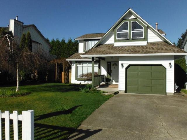 Main Photo: 2723 272B ST in Langley: Aldergrove Langley House for sale : MLS®# F1307352