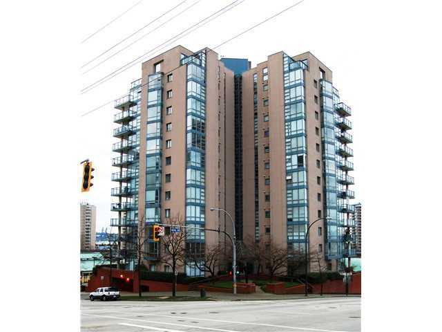 "Main Photo: # 405 98 10TH ST in New Westminster: Downtown NW Condo for sale in ""PLAZA POINTE"" : MLS®# V1002763"