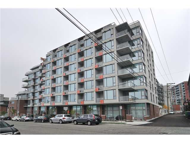 """Main Photo: 611 250 E 6TH Avenue in Vancouver: Mount Pleasant VE Condo for sale in """"THE DISTRICT"""" (Vancouver East)  : MLS®# V1025038"""
