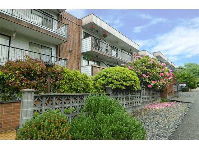 Main Photo: # 338 2033 TRIUMPH ST in Vancouver: Hastings Condo for sale (Vancouver East)  : MLS®# V1053028