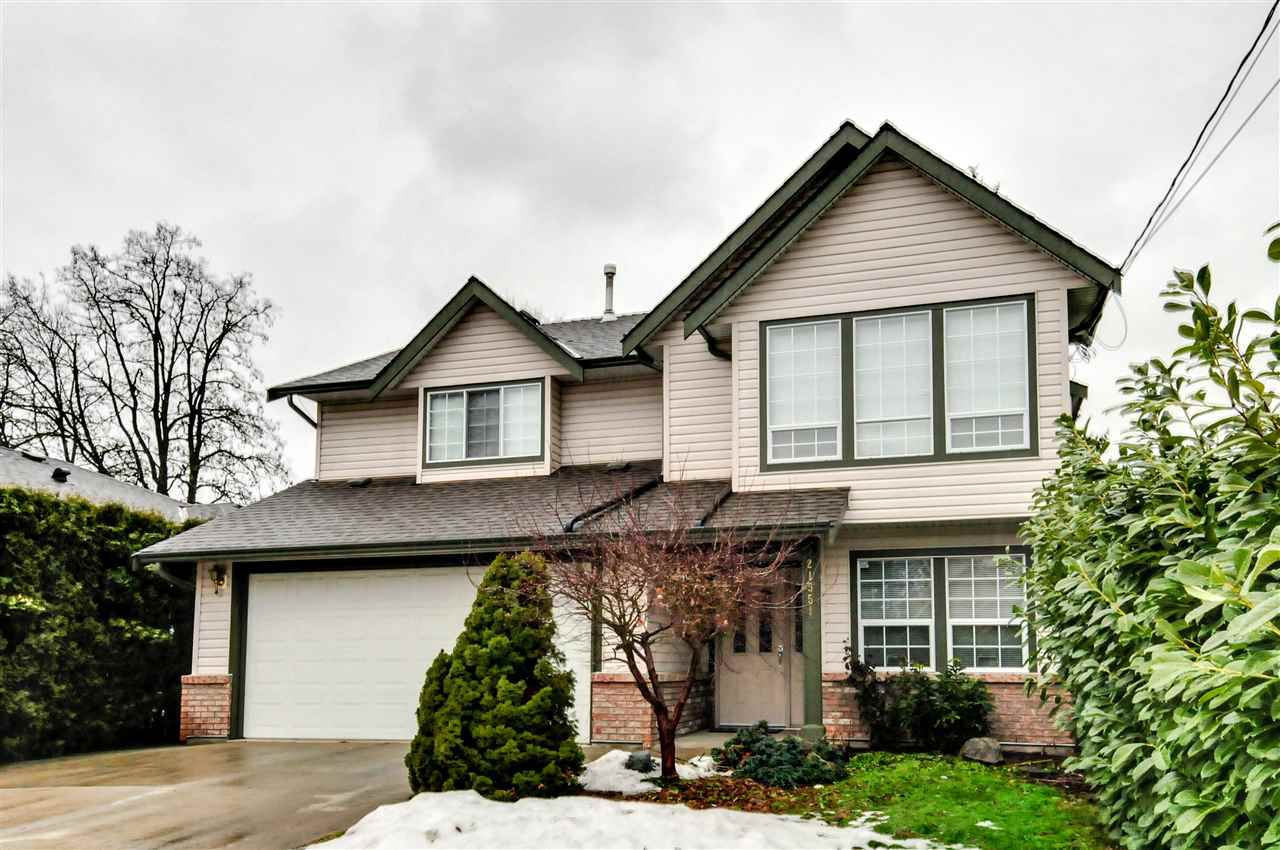 Main Photo: 21551 DONOVAN AVENUE in Maple Ridge: West Central House for sale : MLS®# R2132467