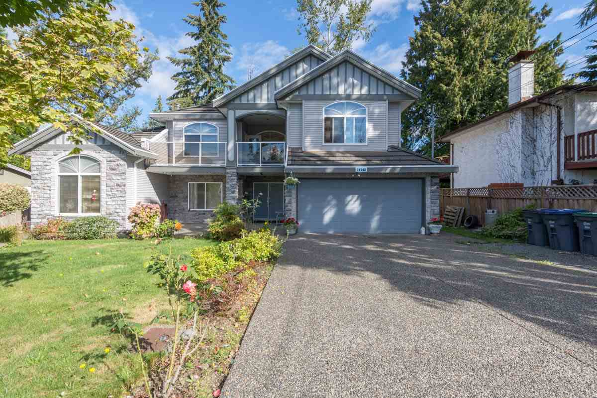 Main Photo: 14143 110A AVENUE in Surrey: Bolivar Heights House for sale (North Surrey)  : MLS®# R2128076