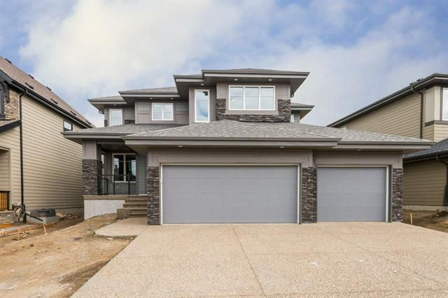 Main Photo: 1319 HAINSTOCK WY SW in Edmonton: House for sale : MLS®# E4141205