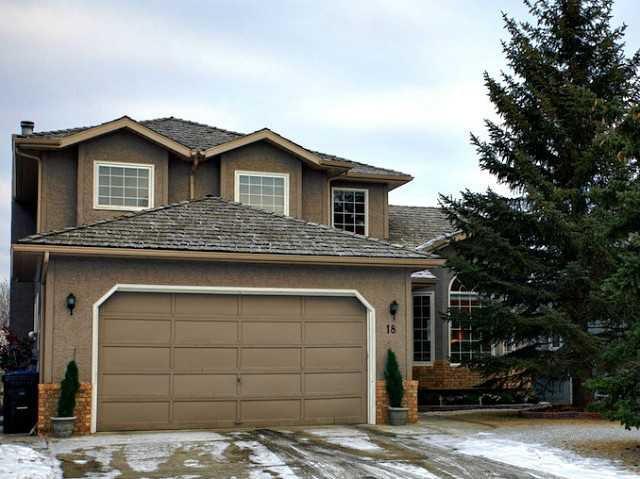 Main Photo: 18 EVERGREEN Terrace SW in CALGARY: Shawnee Slps Evergreen Est Residential Detached Single Family for sale (Calgary)  : MLS®# C3508174