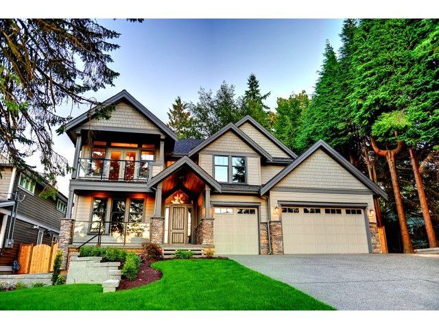 """Main Photo: 973 BLUE MOUNTAIN Street in Coquitlam: Harbour Chines House for sale in """"THE ELITE SERIES"""" : MLS®# V972706"""