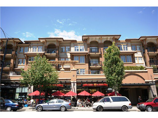"""Main Photo: 405 4365 HASTINGS Street in Burnaby: Vancouver Heights Condo for sale in """"TRAMONTO"""" (Burnaby North)  : MLS®# V1012109"""
