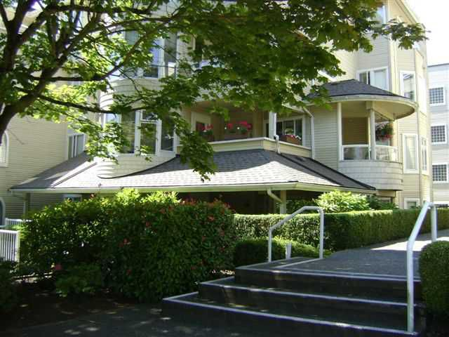 """Main Photo: 201 7580 COLUMBIA Street in Vancouver: Marpole Condo for sale in """"THE SPRINGS AT LANGARA"""" (Vancouver West)  : MLS®# V1019047"""