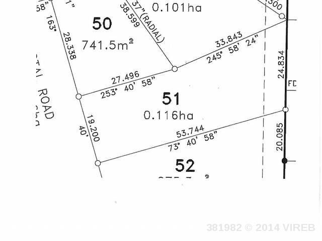 Main Photo: Lot 51 Timberline Drive: Land Only for sale : MLS®# 381982