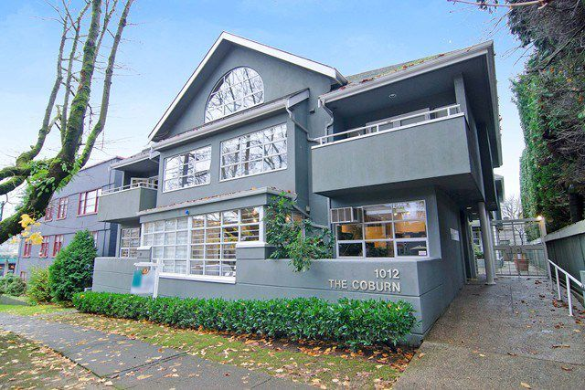 Main Photo: 203 1012 BALFOUR AVENUE in Vancouver: Shaughnessy Condo for sale (Vancouver West)  : MLS®# R2015335