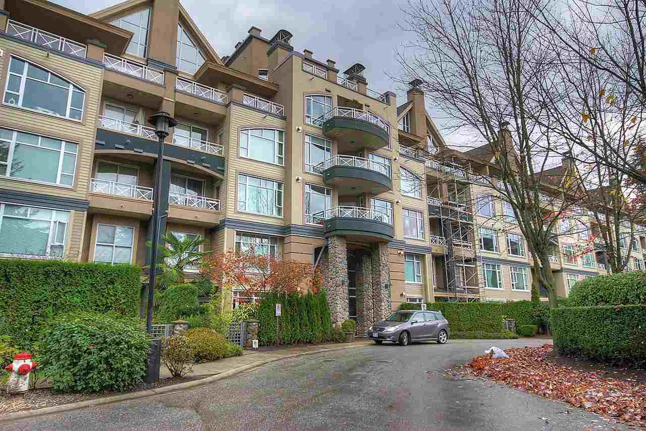 Main Photo: 205 3600 WINDCREST DRIVE in North Vancouver: Roche Point Townhouse for sale : MLS®# R2048157