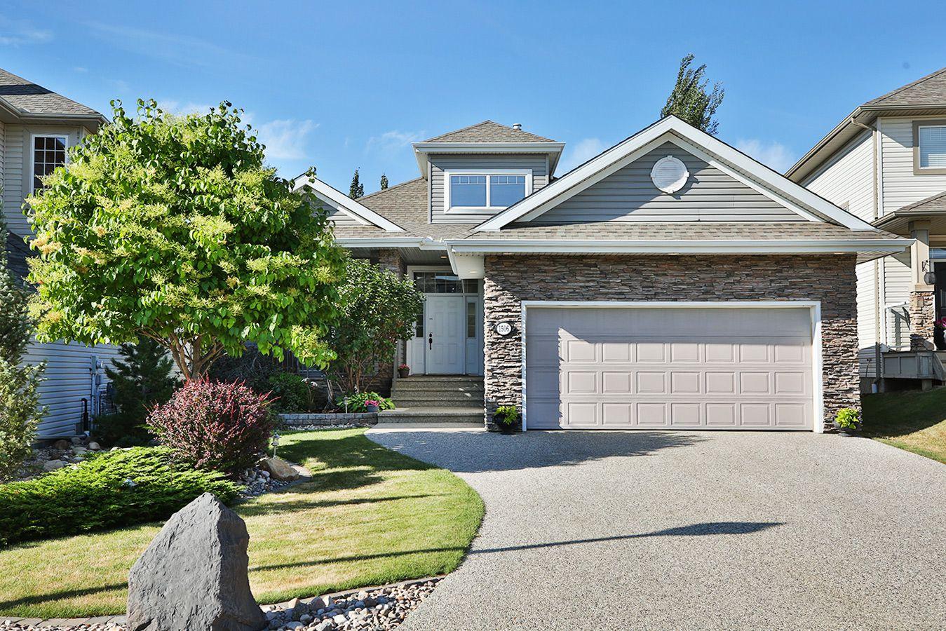 Main Photo: 1506 Blackmore Way NW in Edmonton: Blackmud Creek House for sale : MLS®# E4117917
