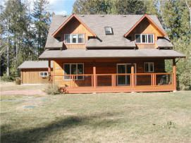 Main Photo: 1215 Chaster Road in Gibsons: House for sale : MLS®# V1082450