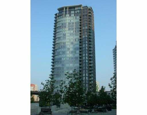 "Main Photo: 2802 583 BEACH CR in Vancouver: False Creek North Condo for sale in ""PARKWEST II"" (Vancouver West)  : MLS®# V560058"