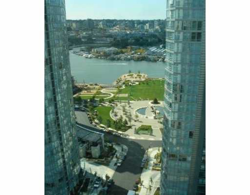 """Main Photo: 2703 501 PACIFIC ST in Vancouver: Downtown VW Condo for sale in """"THE 501"""" (Vancouver West)  : MLS®# V570049"""
