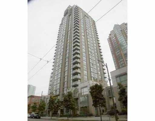 "Main Photo: 2004 928 RICHARDS ST in Vancouver: Downtown VW Condo for sale in ""THE SAVOY"" (Vancouver West)  : MLS®# V570349"