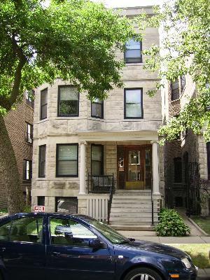 Main Photo: 3746 Magnolia Avenue Unit 1 in CHICAGO: Lake View Rentals for rent ()  : MLS®# 08259468