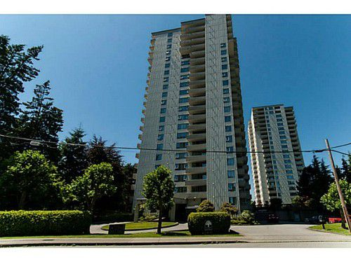 Main Photo: 2205 5645 BARKER Ave in Burnaby South: Central Park BS Home for sale ()  : MLS®# V1015578