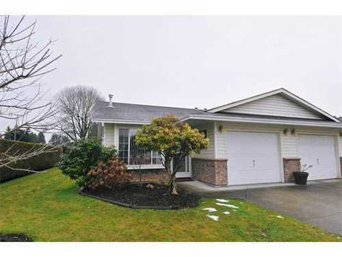 Main Photo: 1 18960 ADVENT Road in Pitt Meadows: Central Meadows Home for sale ()  : MLS®# V926515