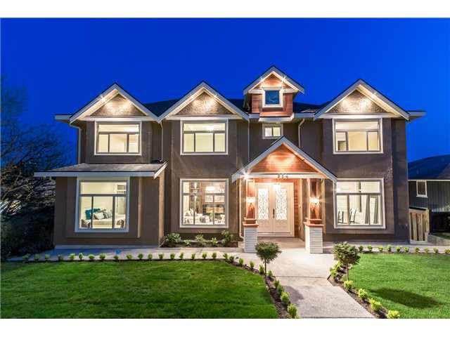 Main Photo: 954 Stewart Avenue in Coquitlam: Maillardville House for sale : MLS®# V1128339