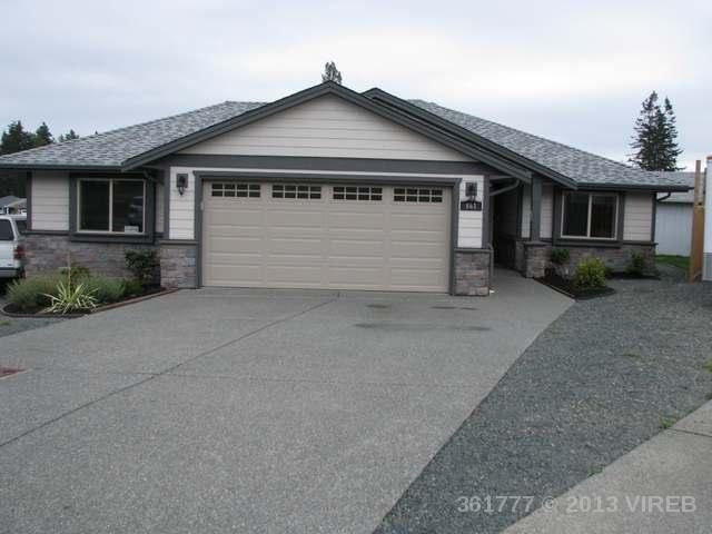 Main Photo: 661 Eagle View Place in Campbell River: House for sale : MLS®# 361777