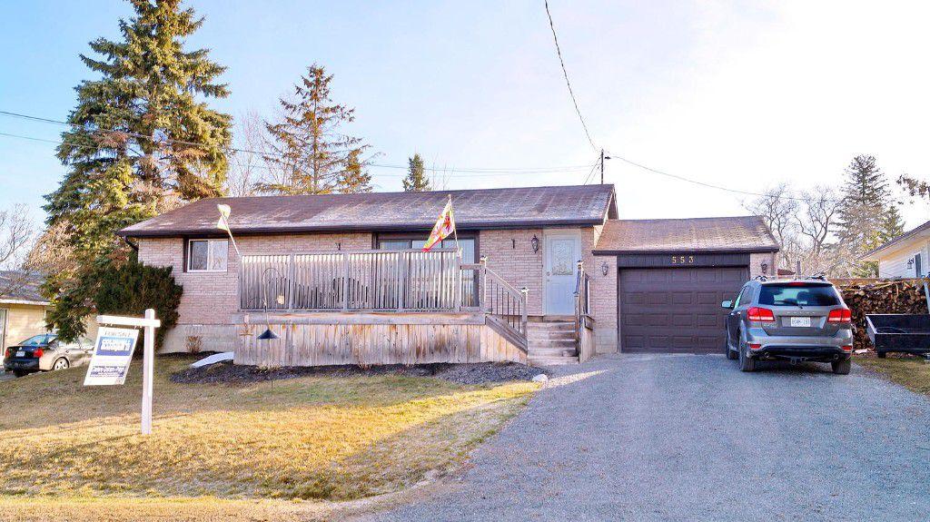 Main Photo: 553 George Street in Beaverton: Freehold for sale : MLS®# N343539