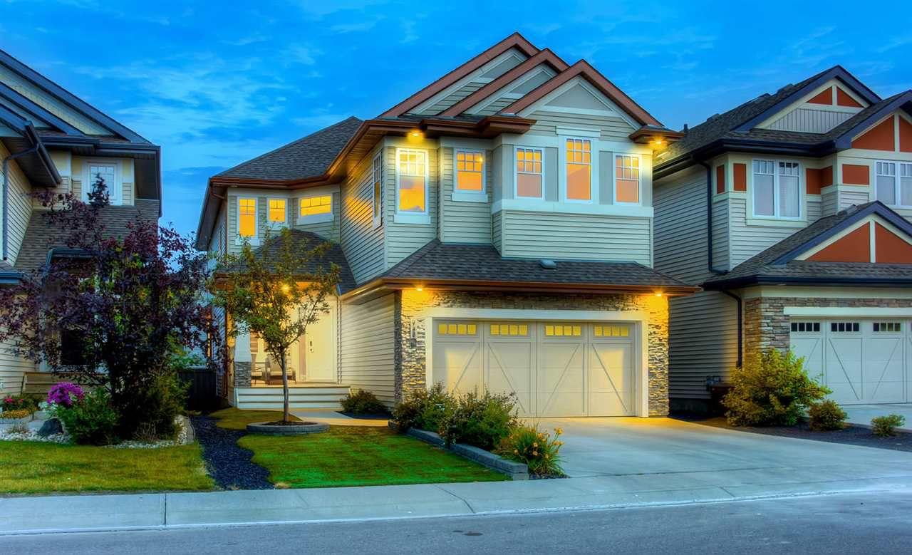Main Photo: 748 ADAMS WY SW in Edmonton: Zone 56 House for sale : MLS®# E4123720