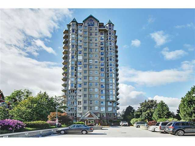"""Photo 10: Photos: 1206 1250 QUAYSIDE Drive in New Westminster: Quay Condo for sale in """"Promenade"""" : MLS®# V967970"""