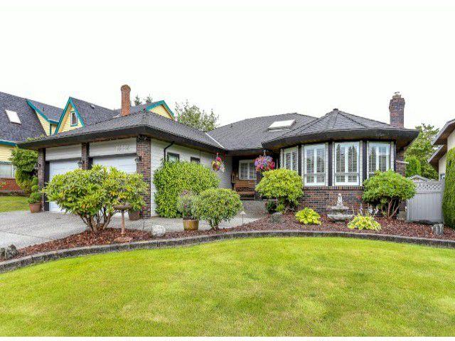 """Main Photo: 10562 GLENWOOD DR in Surrey: Fraser Heights House for sale in """"Fraser Glen"""" (North Surrey)  : MLS®# F1314950"""