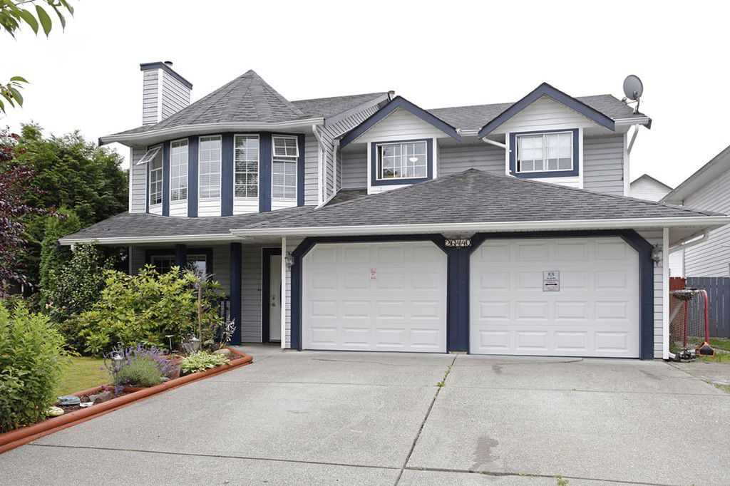 """Main Photo: 26440 32A Avenue in Langley: Aldergrove Langley House for sale in """"Parkside"""" : MLS®# F1315757"""