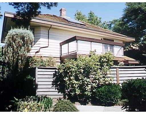 """Main Photo: 35 4900 CARTIER ST in Vancouver: Shaughnessy Townhouse for sale in """"SHAUGHNESSY PLACE"""" (Vancouver West)  : MLS®# V540093"""