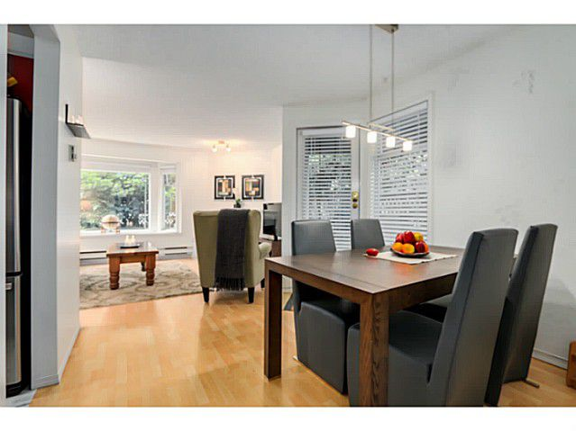 Main Photo: # 103 925 W 10TH AV in Vancouver: Fairview VW Condo for sale (Vancouver West)  : MLS®# V1071360