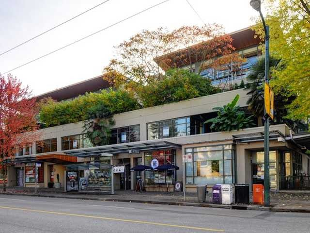 Main Photo: 204 1688 Robson Street in Vancouver: West End VW Condo for sale (Vancouver West)  : MLS®# V1070955