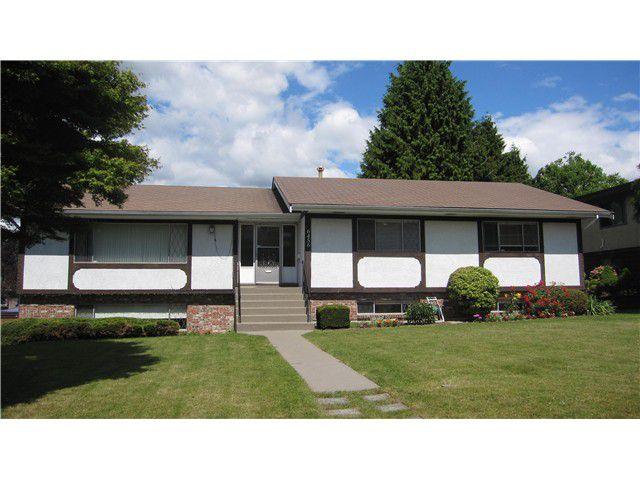 Main Photo: 6456 GORDON AV in Burnaby: Buckingham Heights House for sale (Burnaby South)  : MLS®# V1074033
