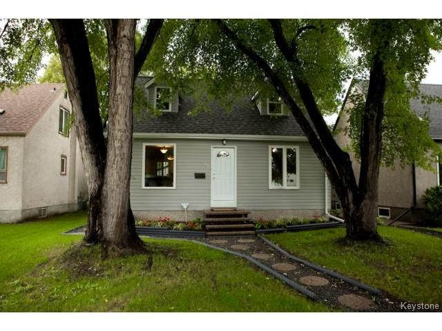 Main Photo: 91 Des Meurons Street in WINNIPEG: St Boniface Residential for sale (South East Winnipeg)  : MLS®# 1422081