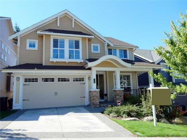 Main Photo: 3428 PRINCETON AV in Coquitlam: Burke Mountain House for sale : MLS®# V1070798