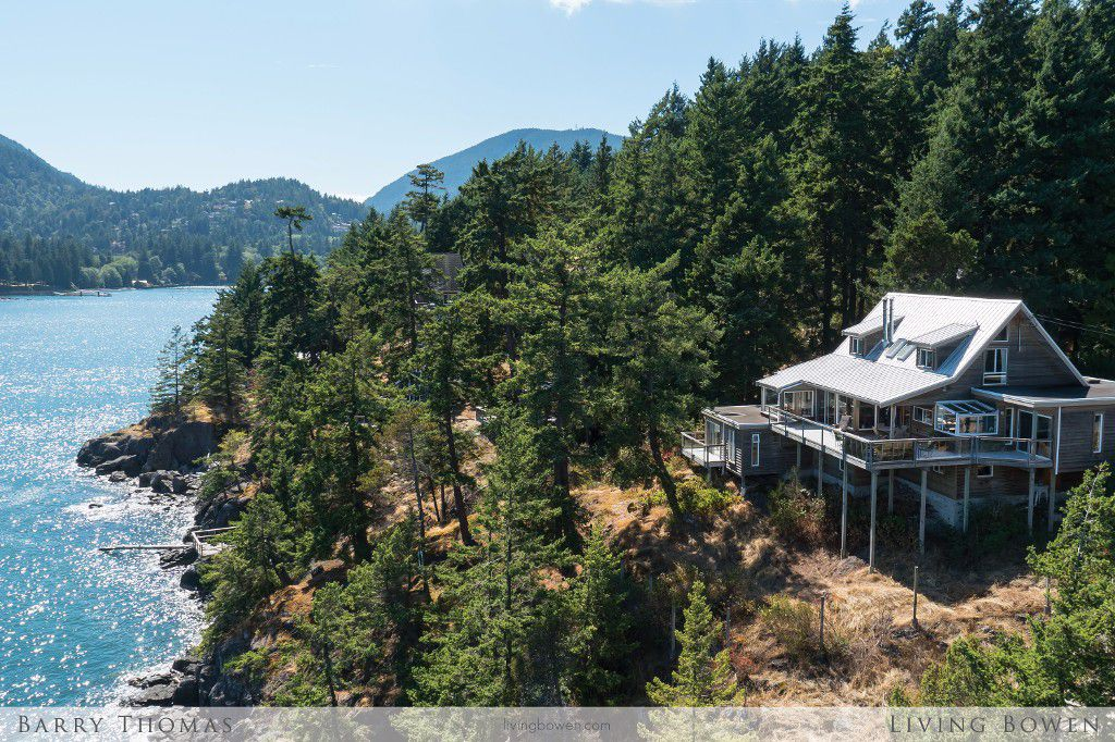 Main Photo: 227 David Road in Bowen Island: Millers Landing House for sale : MLS®# V1138228