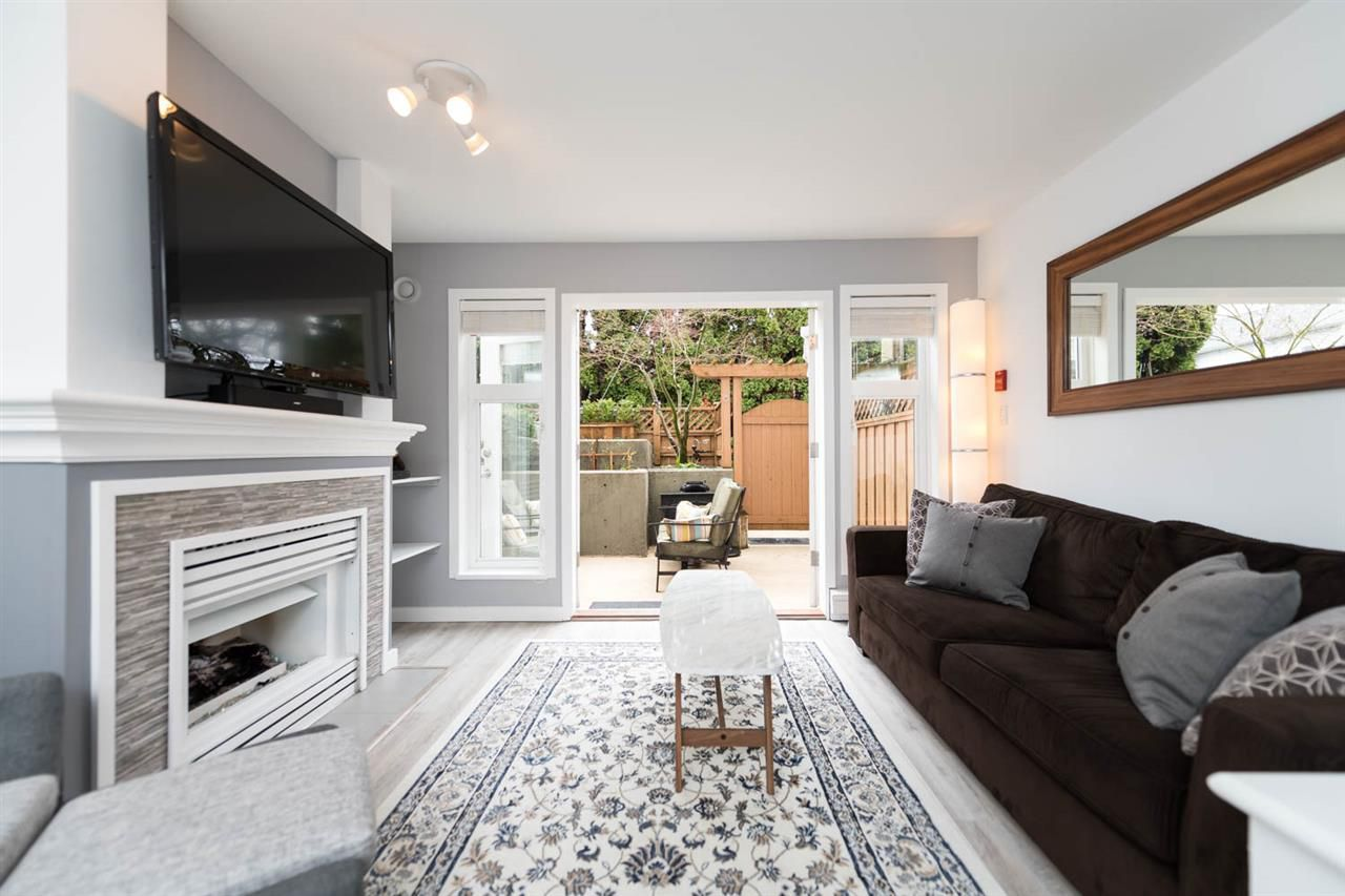 Main Photo: 235 2565 W BROADWAY in Vancouver: Kitsilano Townhouse for sale (Vancouver West)  : MLS®# R2150536