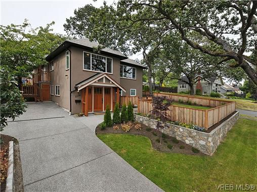 Main Photo: 1274 Vista Heights in VICTORIA: Vi Hillside Strata Duplex Unit for sale (Victoria)  : MLS®# 311221