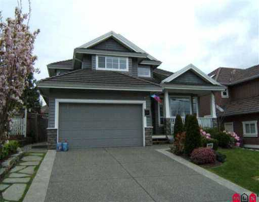 Main Photo: 3729 156TH ST in Surrey: Morgan Creek House for sale (South Surrey White Rock)  : MLS®# F2609106