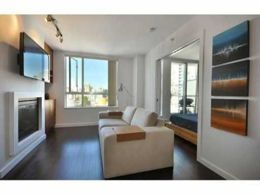 Main Photo: 1909 1225 RICHARDS Street in Vancouver: Downtown VW Condo for sale (Vancouver West)  : MLS®# V1004561