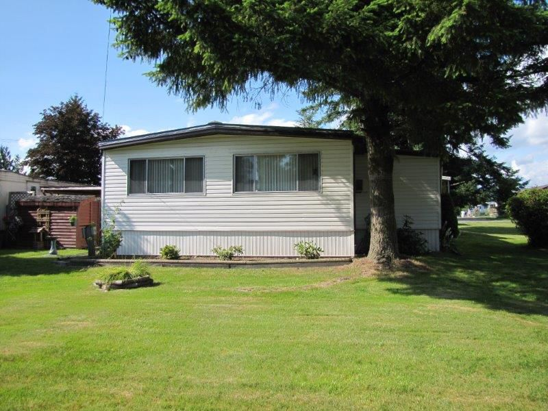 """Main Photo: 20 23141 72ND Avenue in Langley: Salmon River Manufactured Home for sale in """"Livingstone Park"""" : MLS®# F1316306"""