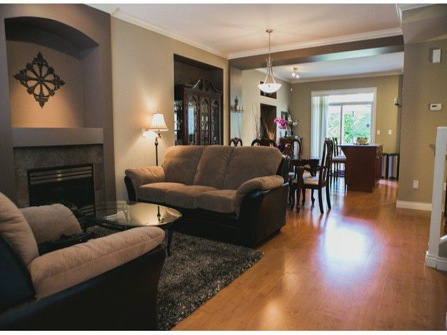"""Main Photo: # 4 15168 66A AV in Surrey: East Newton Townhouse for sale in """"Porter's Cove"""" : MLS®# F1317928"""