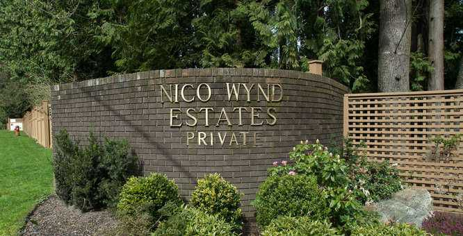 Main Photo: # 6 14025 NICO WYND PL in Surrey: Elgin Chantrell Condo for sale (South Surrey White Rock)  : MLS®# F1442643