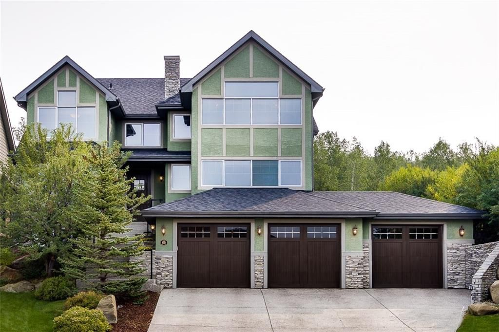 Main Photo: 60 Spring Willow Way SW in Calgary: Springbank Hill House for sale : MLS®# C4203015